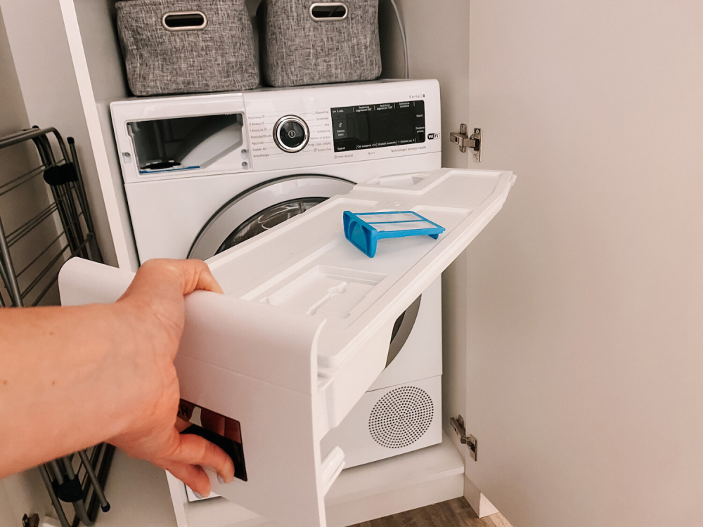 czyszczenie suszarki do ubrań