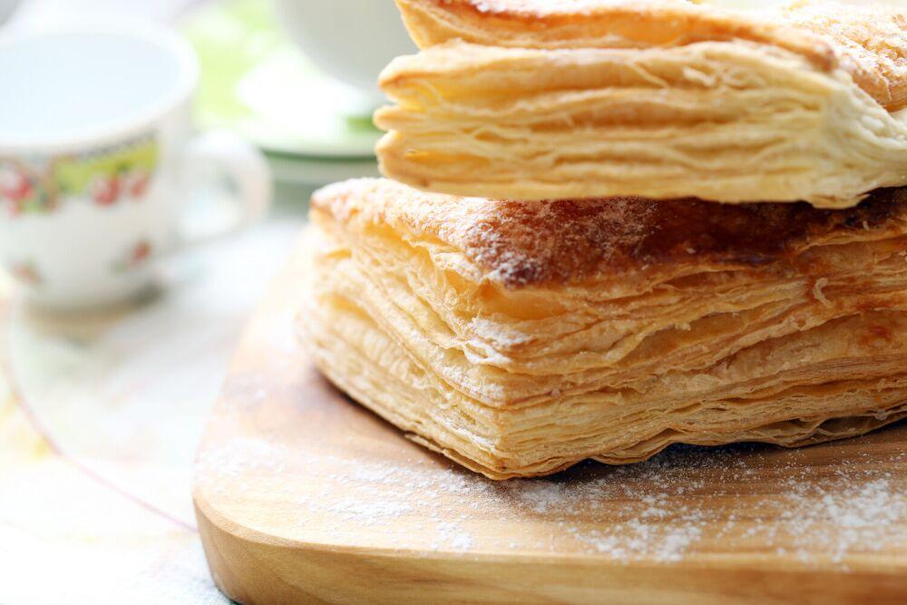 ciasto francuskie, ciasto francuskie przepis, jak zrobić ciasto francuskie
