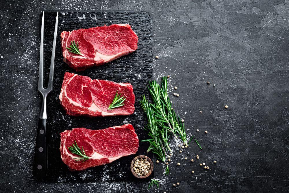 mięso wołowe, wołowina, steki