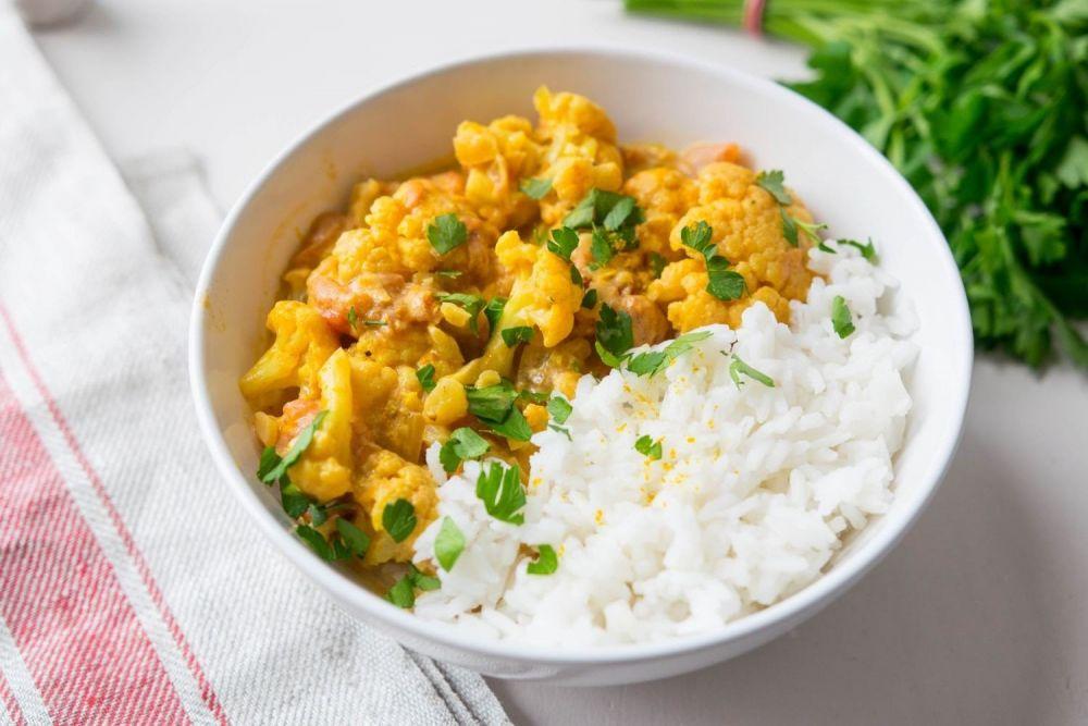 Curry z kalafiora - zdjęcie 1