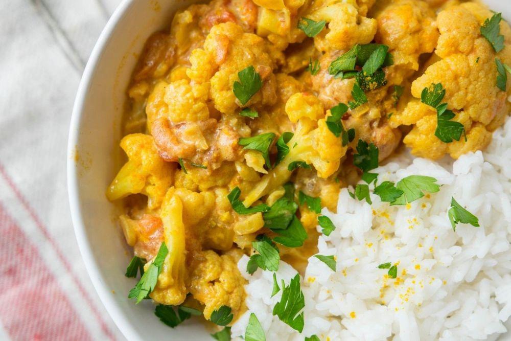 Curry z kalafiora - zdjęcie 2
