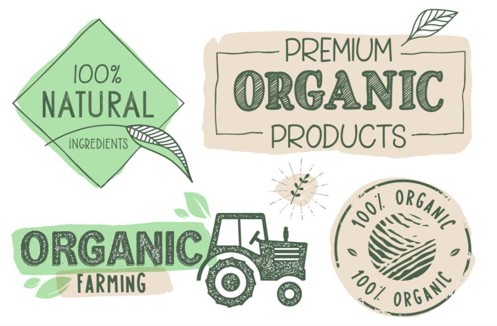 organiczne bio produkty