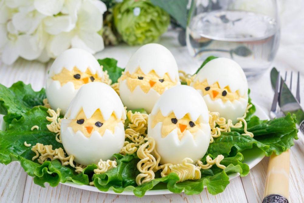 Czym faszerować jajka? - zdjęcie 1