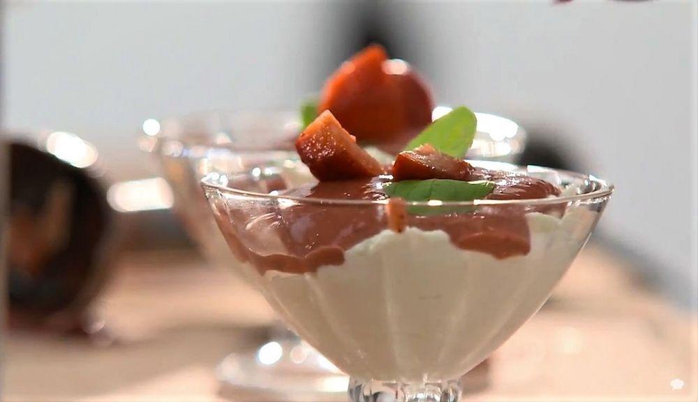 Deser truskawkowy OLCIIAK - zdjęcie 1