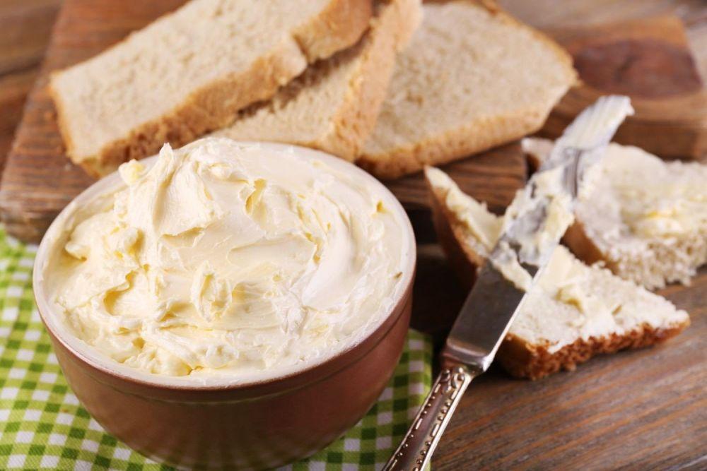 Domowe masło - zdjęcie 1