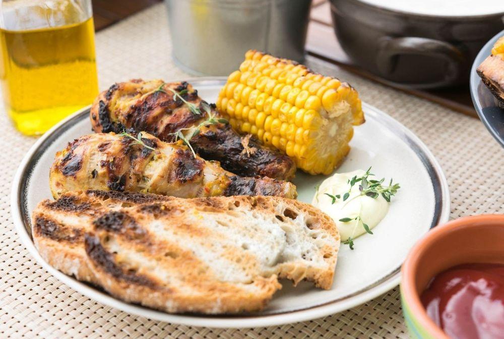 Grillowane udka z kurczaka - zdjęcie 1