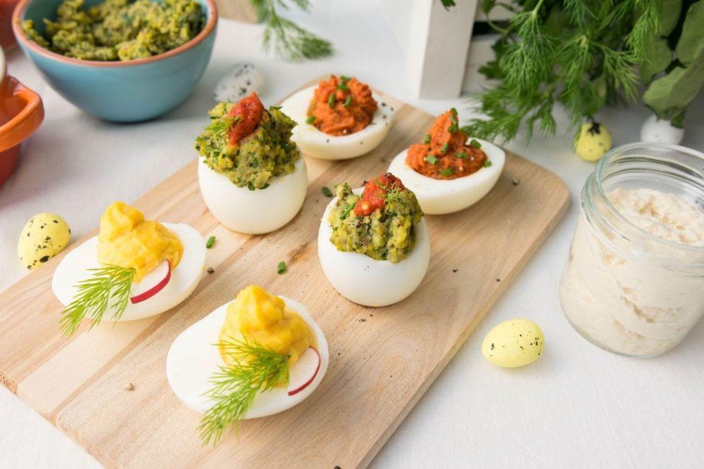 Jajka faszerowane - zdjęcie 1