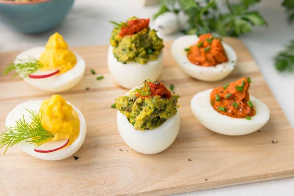 Jajka faszerowane - zdjęcie 2