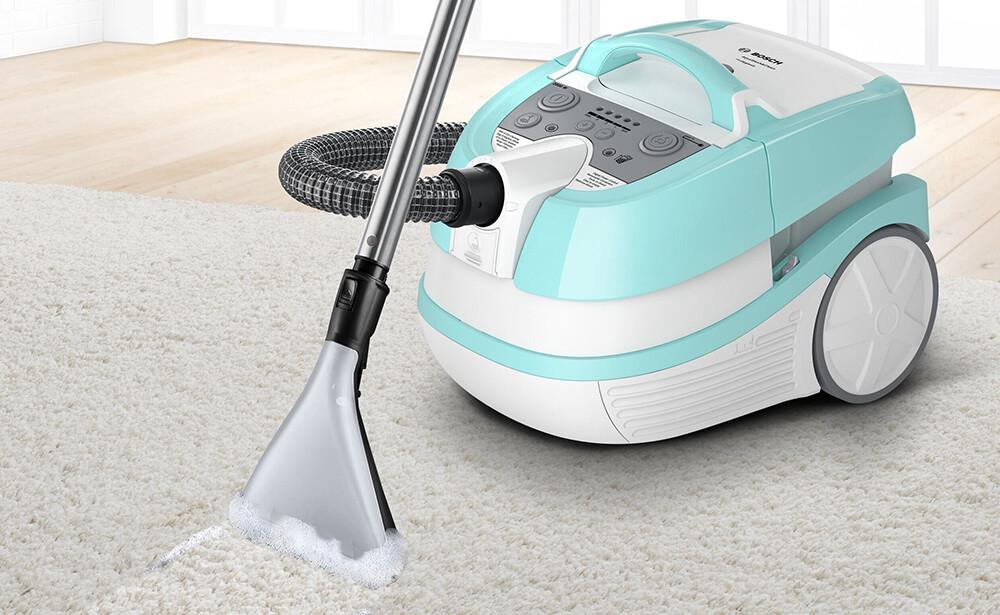odkurzacz bosch do czyszczenia dywanów