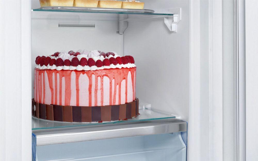 tort w lodówce