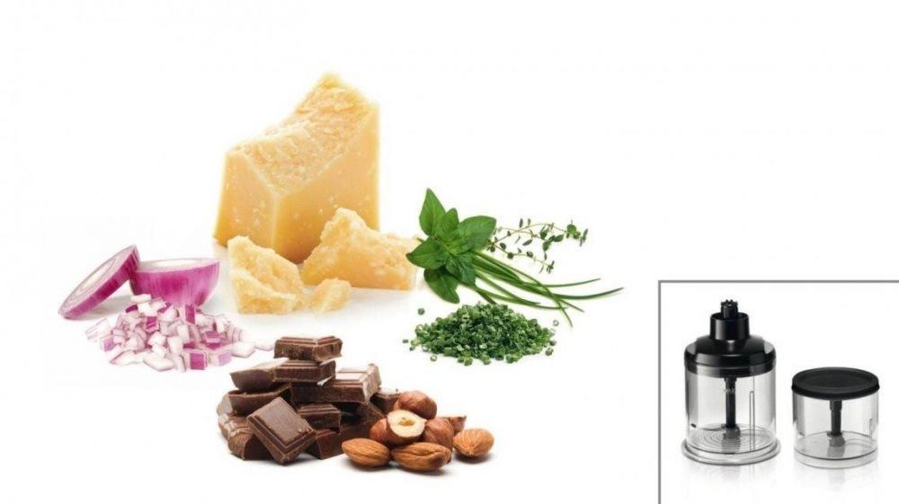 Jak szybko rozdrobnić mięso, sery, owoce i warzywa?  - zdjęcie 1