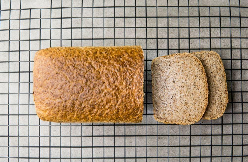 chleb orkiszowy, chleb domowy, chleb żytni na zakwasie przepis