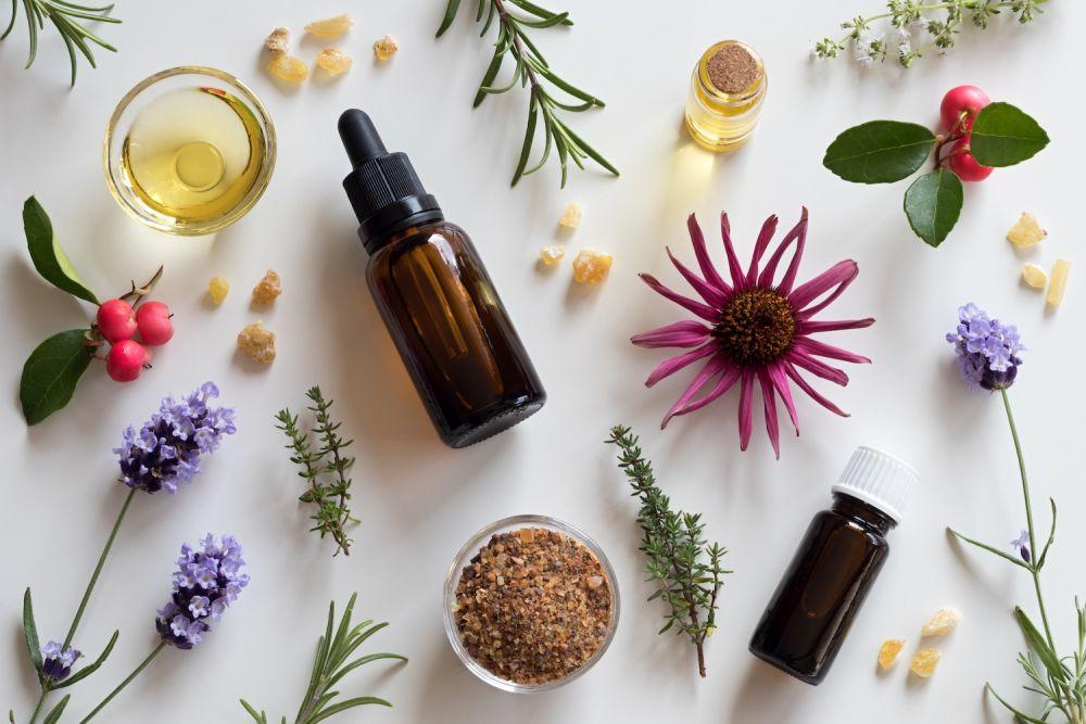 olejki eteryczne, kwiaty, domowe zapachy, odświeżacz powietrza