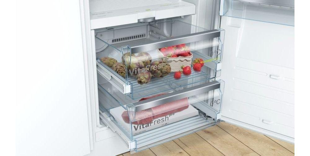 komory VitaFresh w lodówce