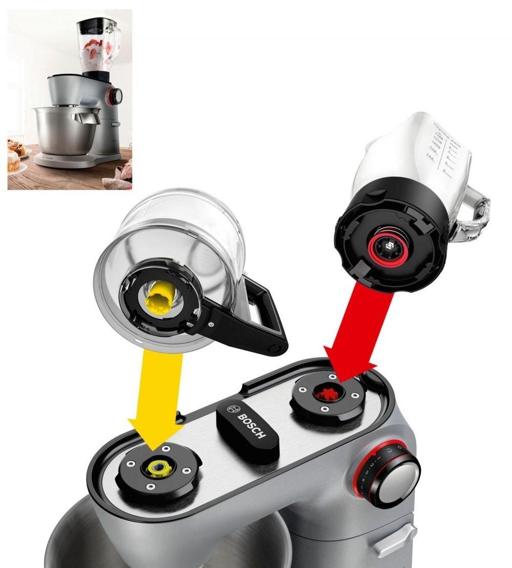 robot kuchenny z przystawkami