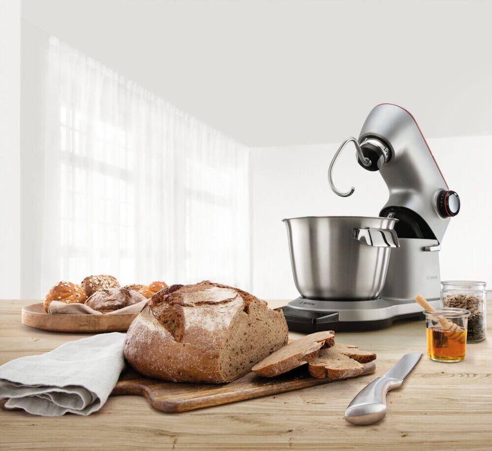 optimum bosch, chleb, domowy chleb, rodzaje pieczywa