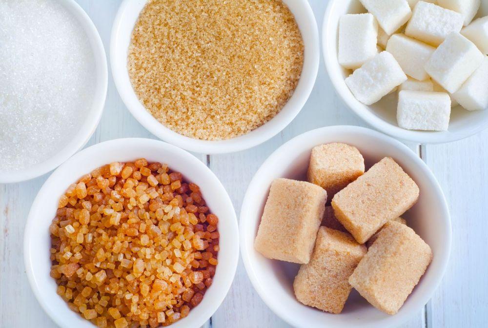 cukier, ksylitol, rodzaje cukru,cukry