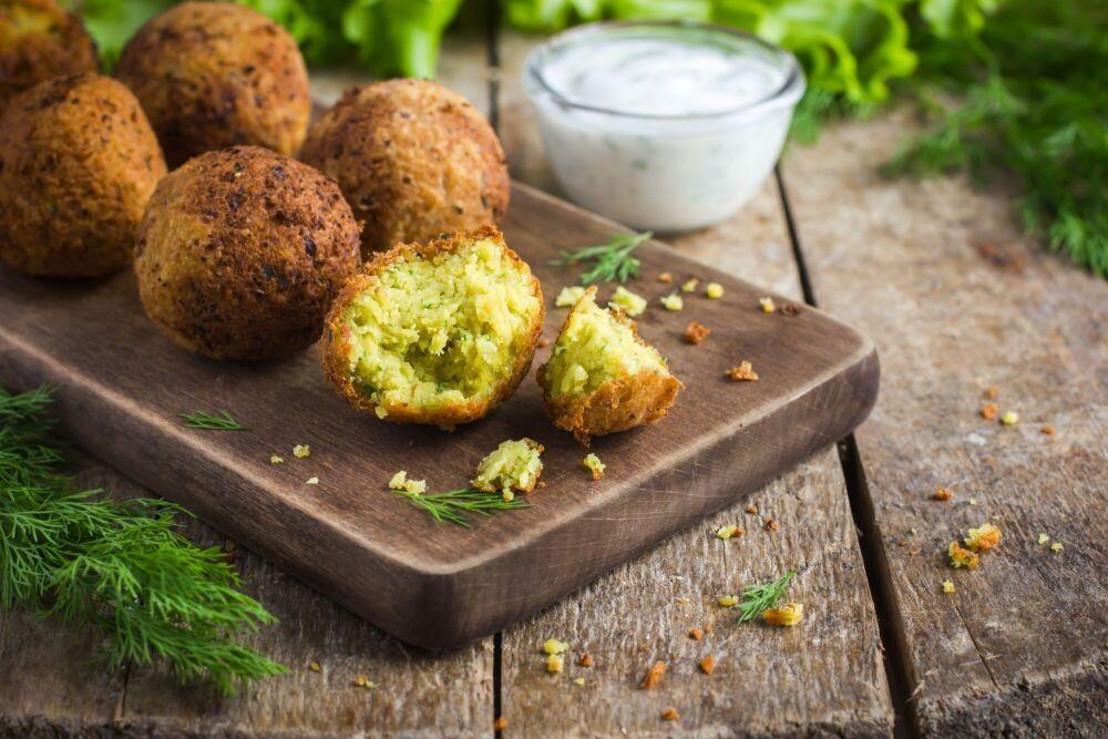 kuchnia izraelska, falafele