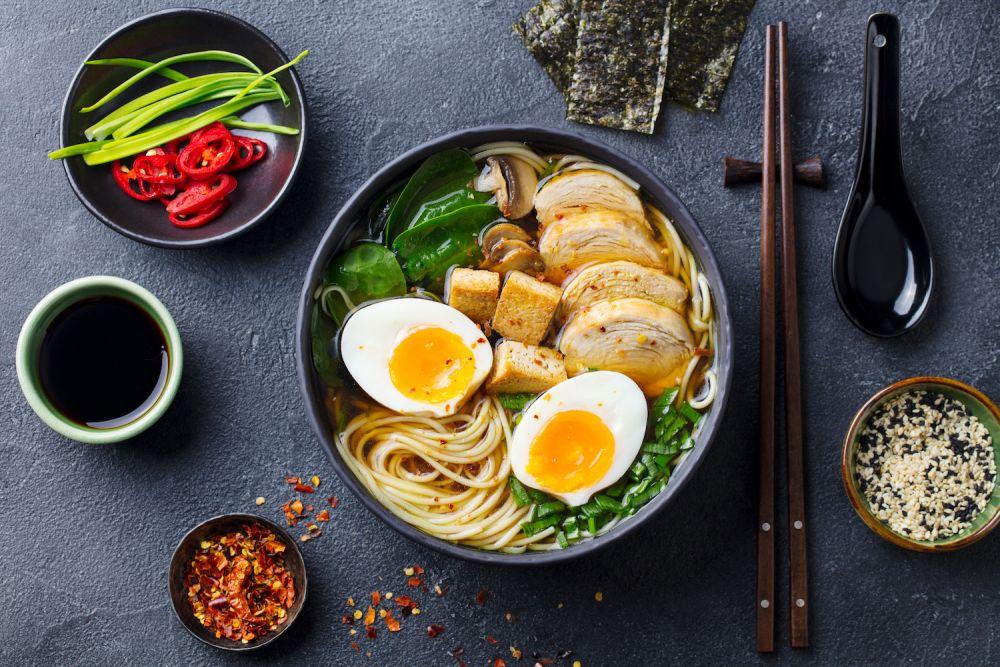 ramen, kuchnia japońska