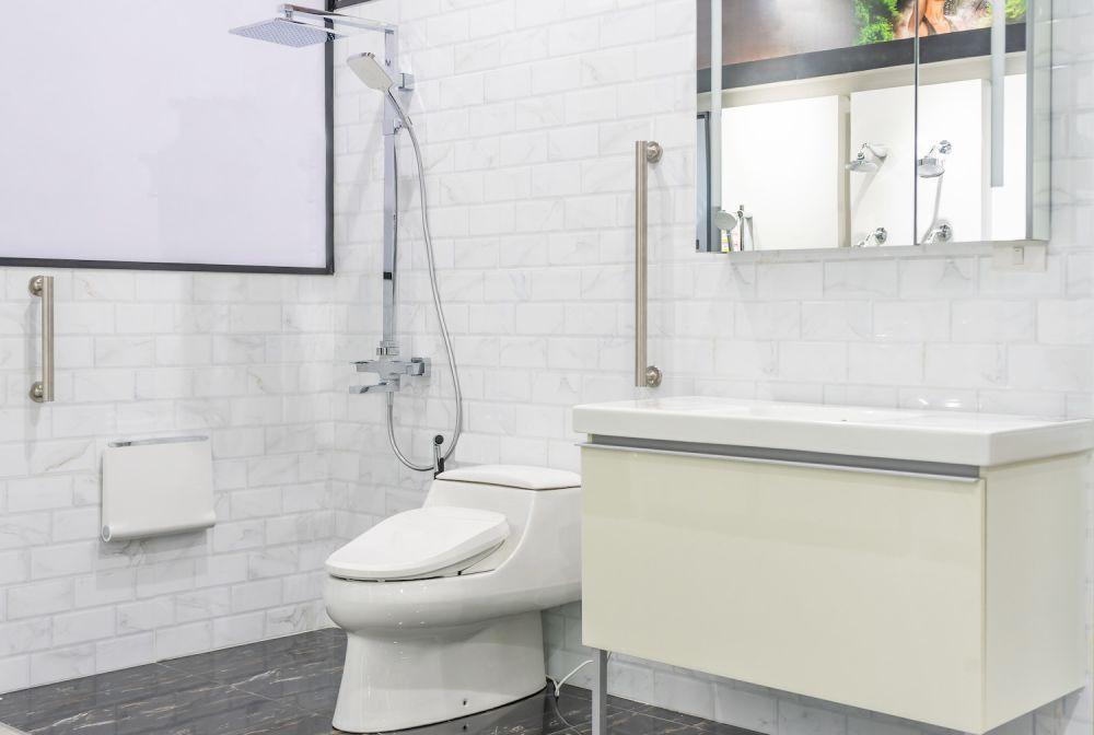 łazienka seniora