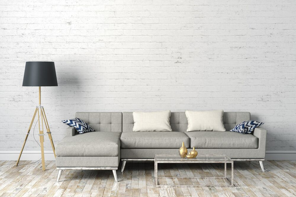 minimalistyczne wnętrze, minimalizm,