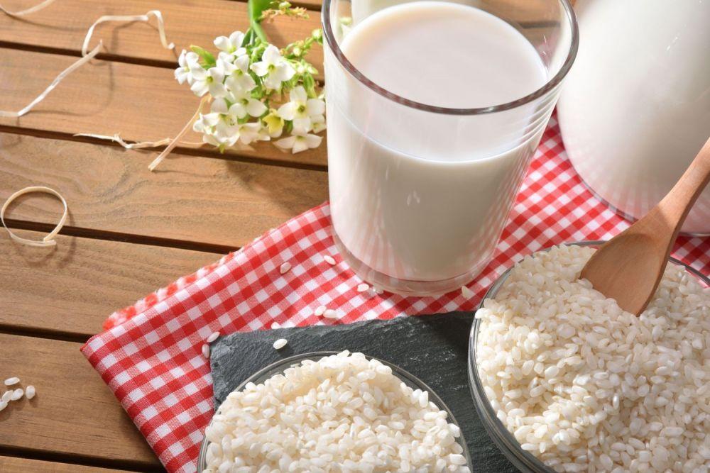 mleko ryżowe