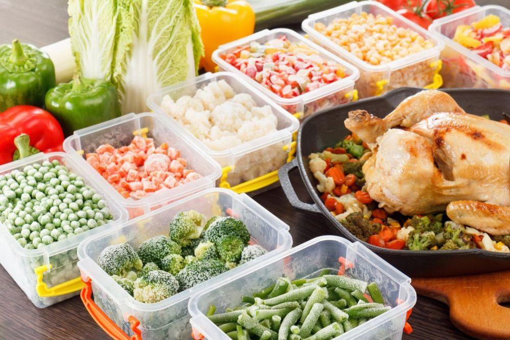 Mrożone owoce i warzywa  - zdjęcie 1
