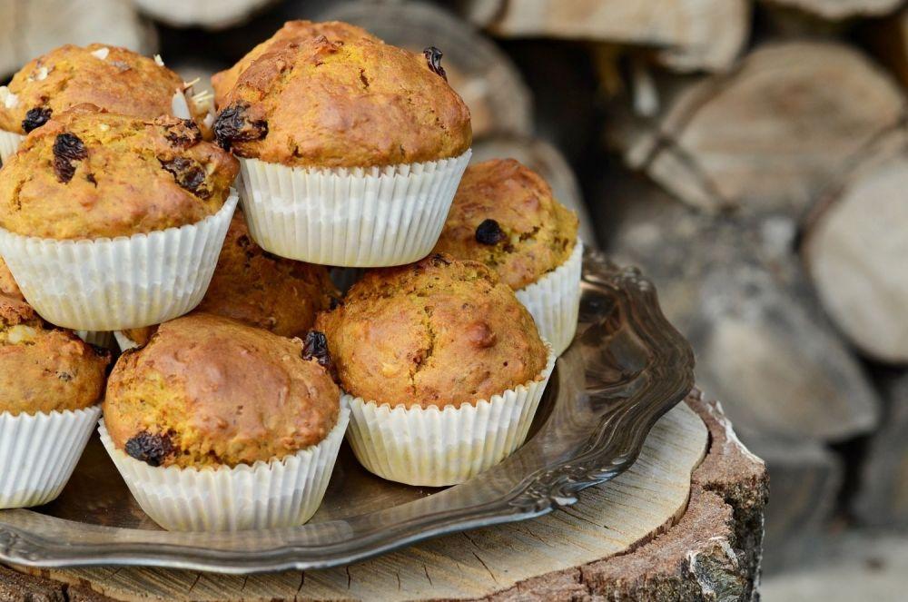 Muffiny dyniowe - zdjęcie 2