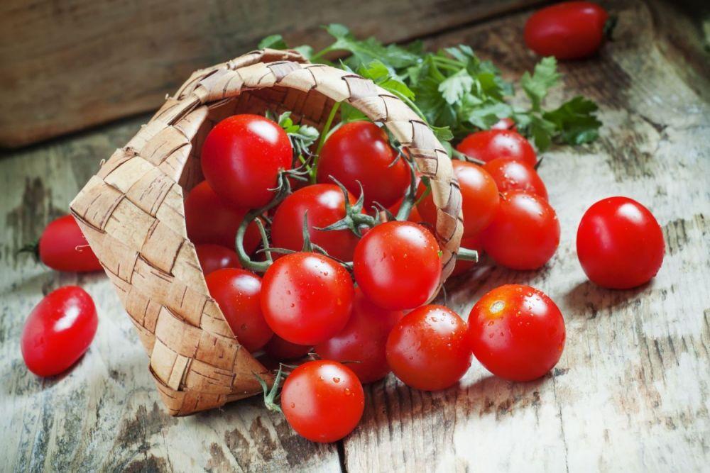 pomidory koktajlowe, pomidorki cherry