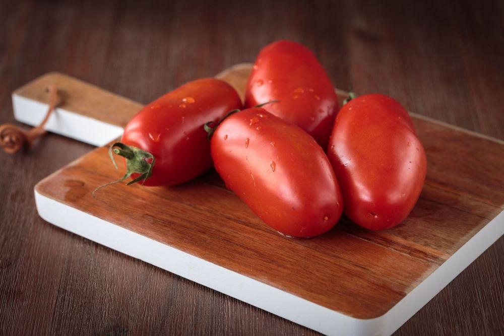 pomidory san marzano, pomidory gruszkowe