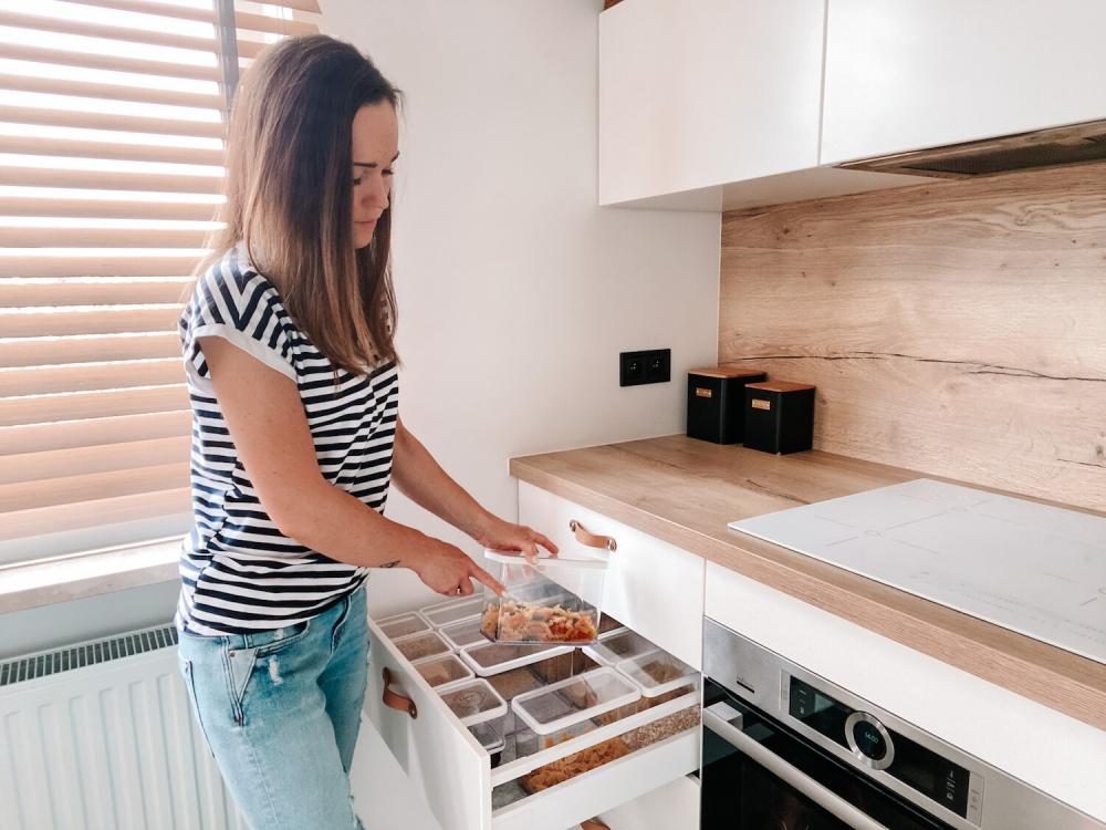 segregacja w kuchni