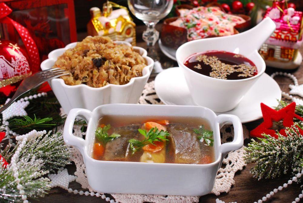Polskie tradycyjne potrawy świąteczne  - zdjęcie 1