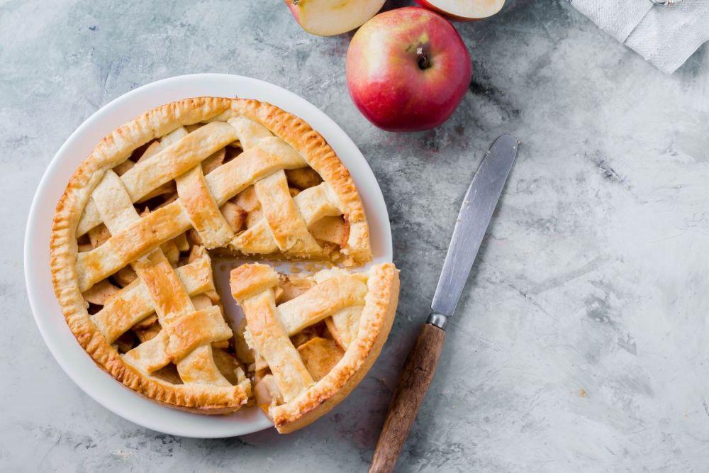 szarlotka, jabłecznik, ciasto z jabłkami