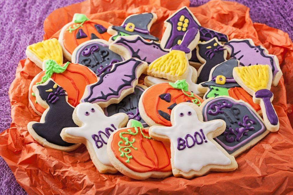 Pomysły na szybkie halloweenowe przekąski - zdjęcie 1