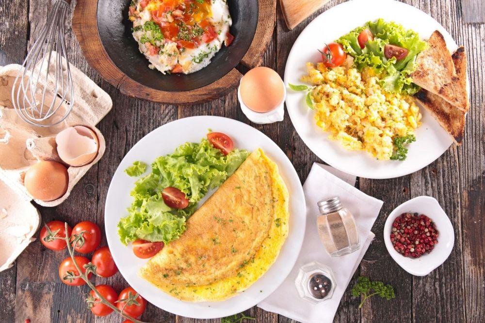 Pomysły na szybkie śniadanie - zdjęcie 1