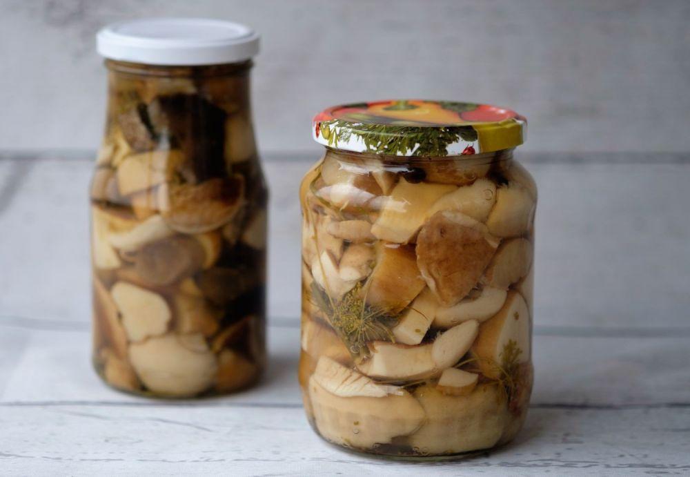 Przetwory grzybowe - dlaczego warto je robić? - zdjęcie 1