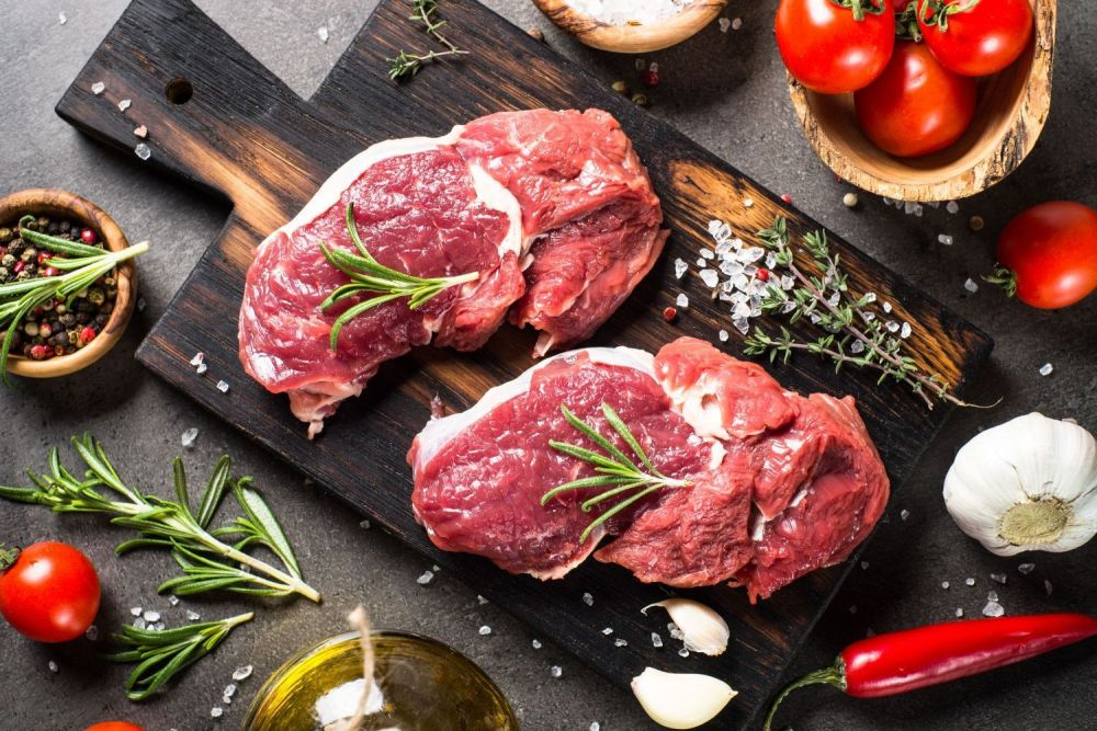 mięso na steki