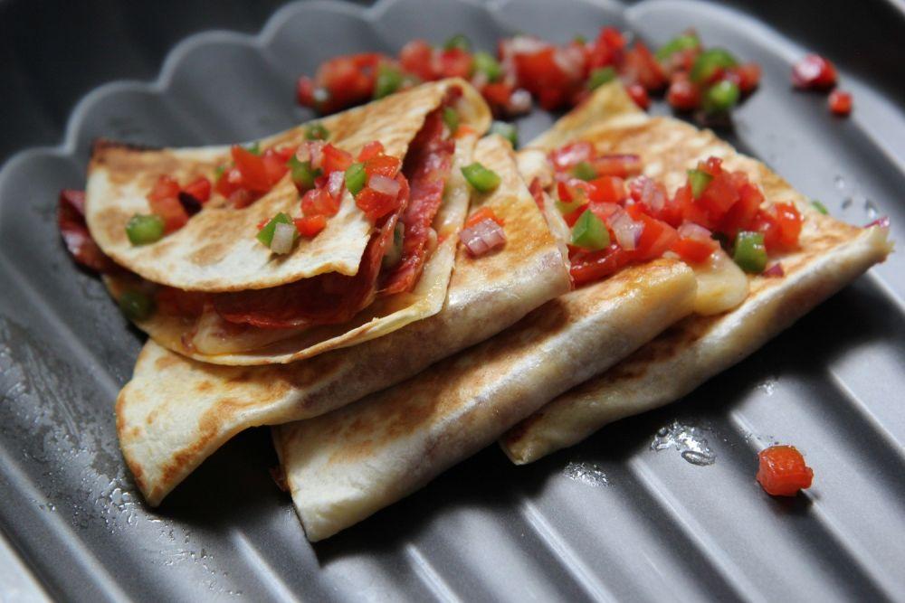 Quesadillas - zdjęcie 1