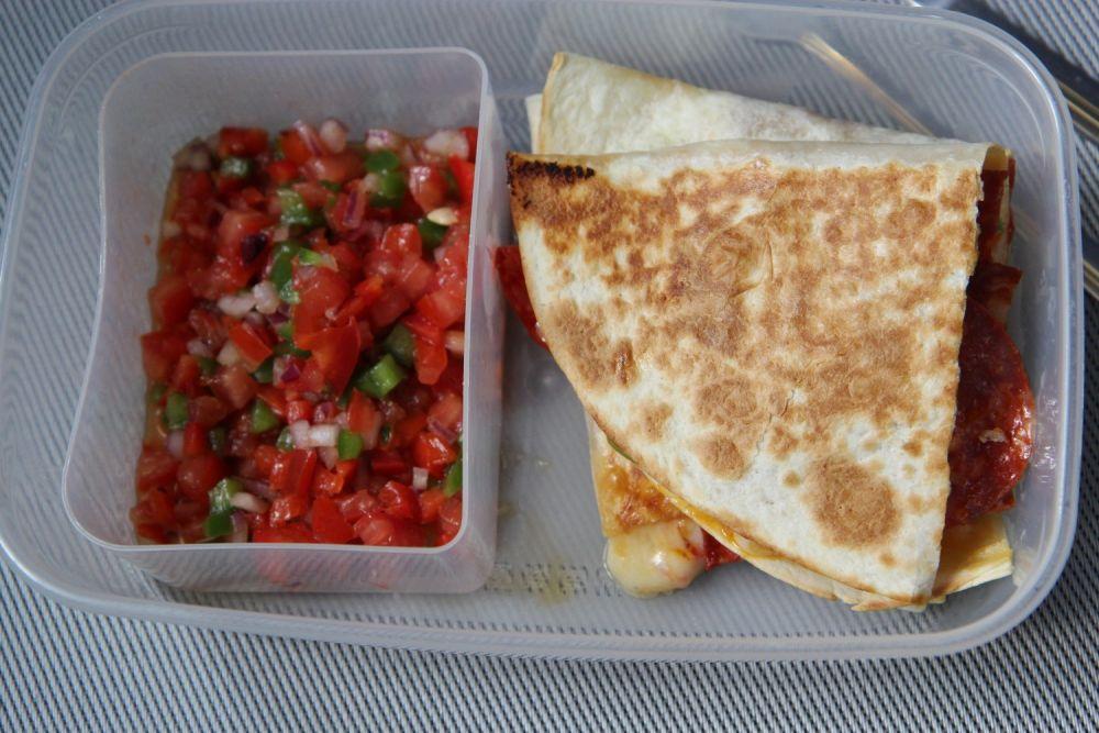 Quesadillas - zdjęcie 2