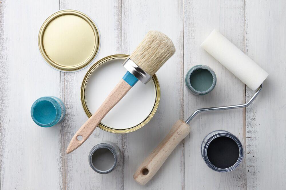 malowanie ścian, przygotowanie do malowania ścian