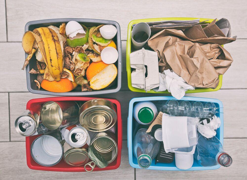segregacja śmieci, jak segregować śmieci, frakcje śmieci