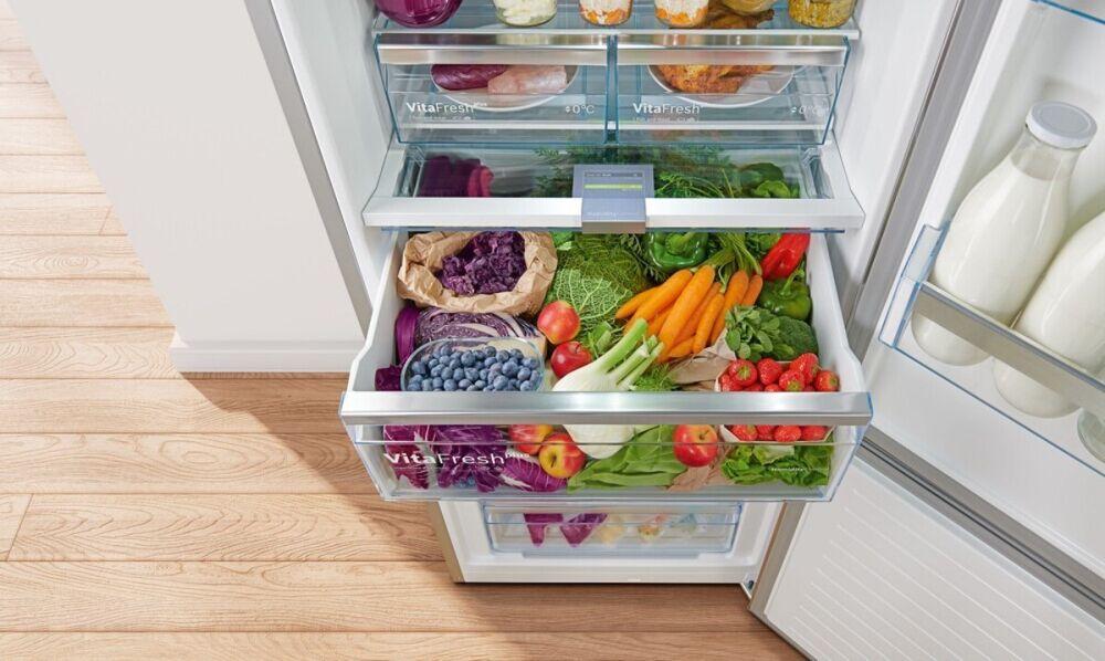 przechowywanie żywności w lodówce, zero waste w lodówce