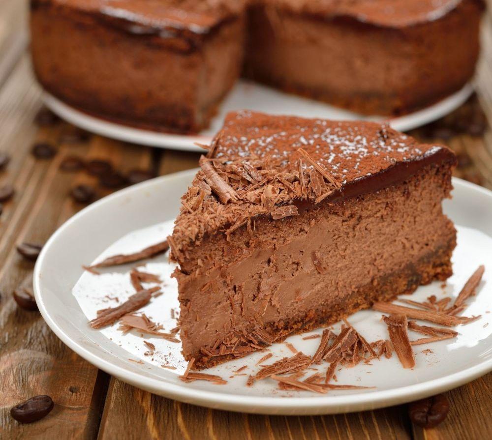 Sernik na trzy sposoby: na zimno, z czekoladą i z owocami - zdjęcie 2