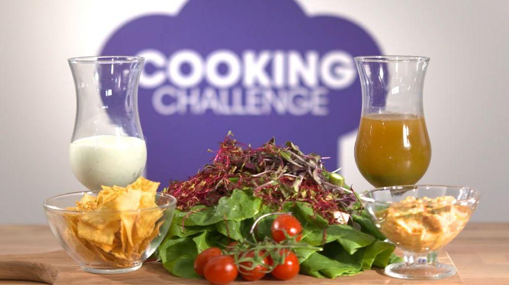 Sok marchewkowo – pietruszkowy Magdy Skowrońskiej z Cooking Challenge - zdjęcie 1