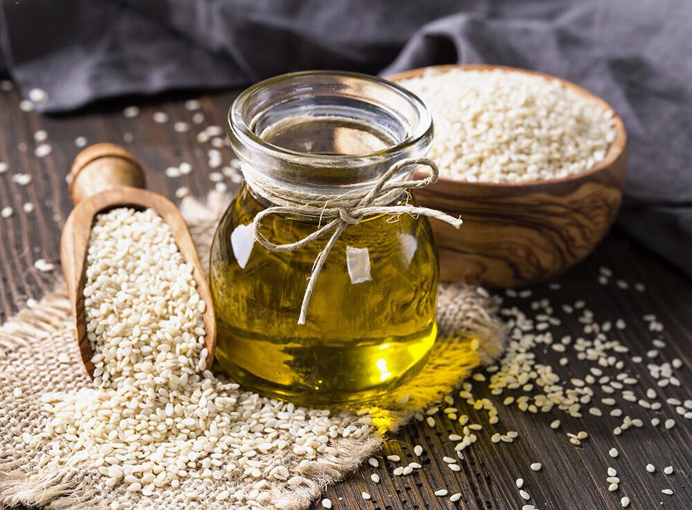 Olej sezamowy do picia
