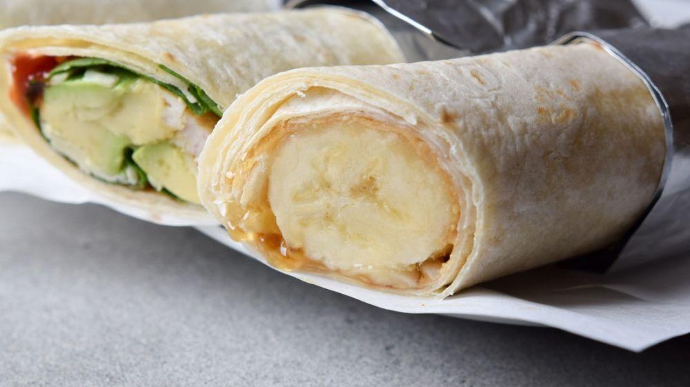 Tortilla ze zdrowym nadzieniem - zdjęcie 2