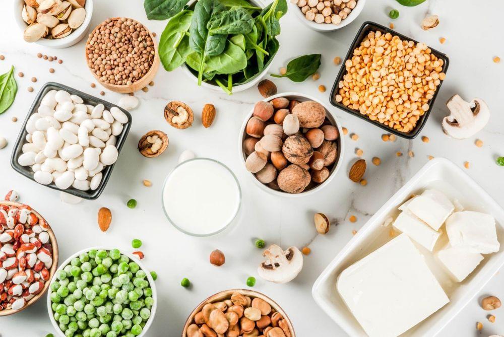 weganizm, warzywa, nasiona, rośliny strączkowe, dieta