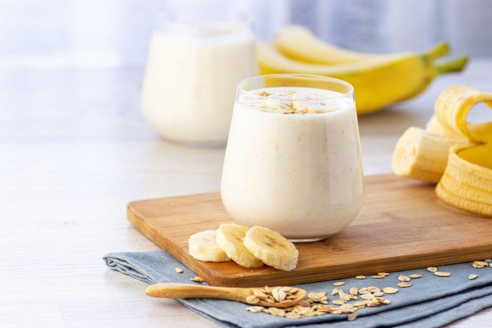 smoothie bananowe