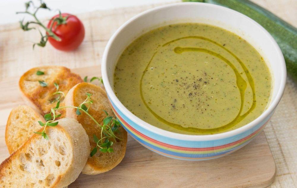 Zupa cukiniowa - zdjęcie 1