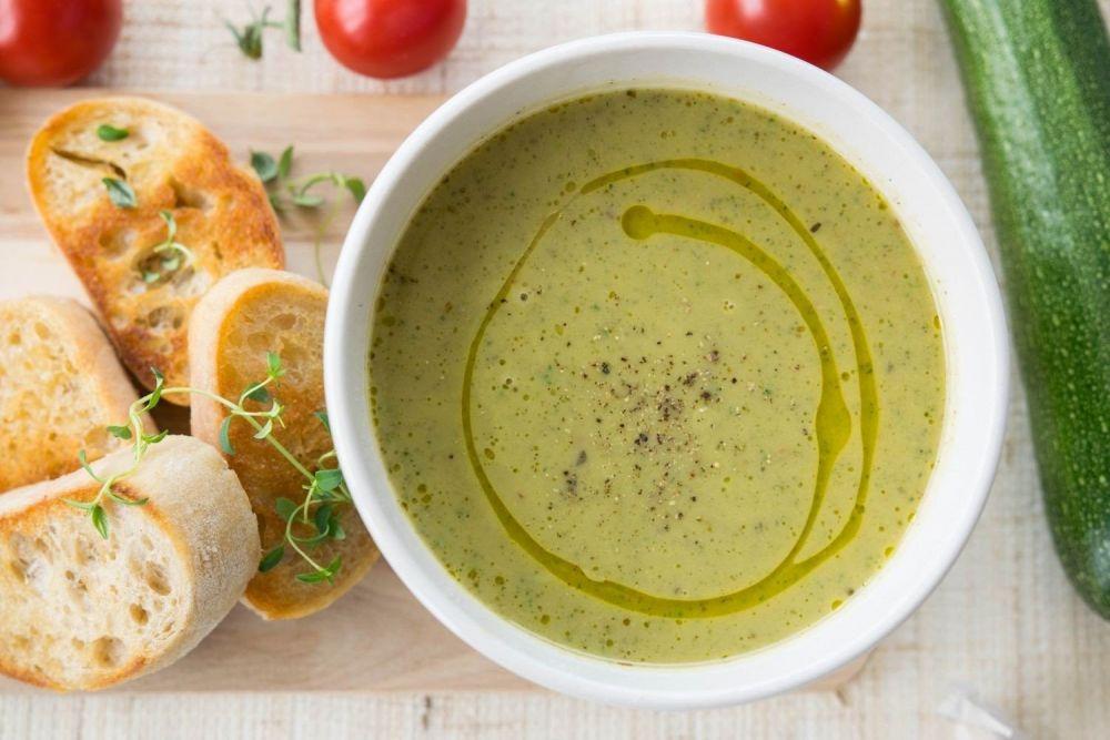 Zupa cukiniowa - zdjęcie 2